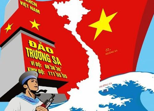 Tuyên truyền bảo vệ chủ quyền, phát triển bền vững biển, đảo Việt Nam