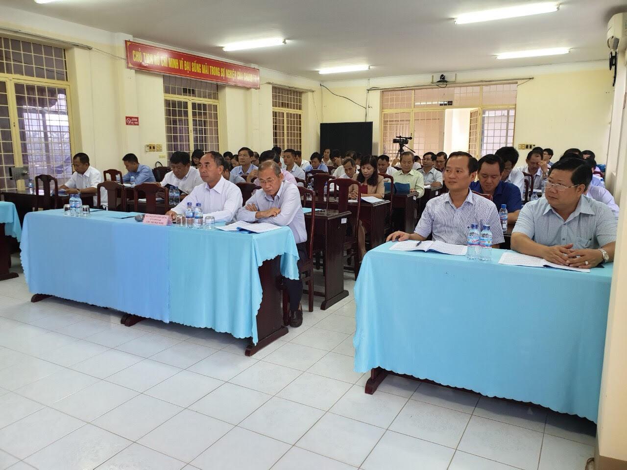 Hội nghị Sơ kết 5 năm (2013-2018) thực hiện Quy hoạch phát triển báo chí tỉnh Bình Phước