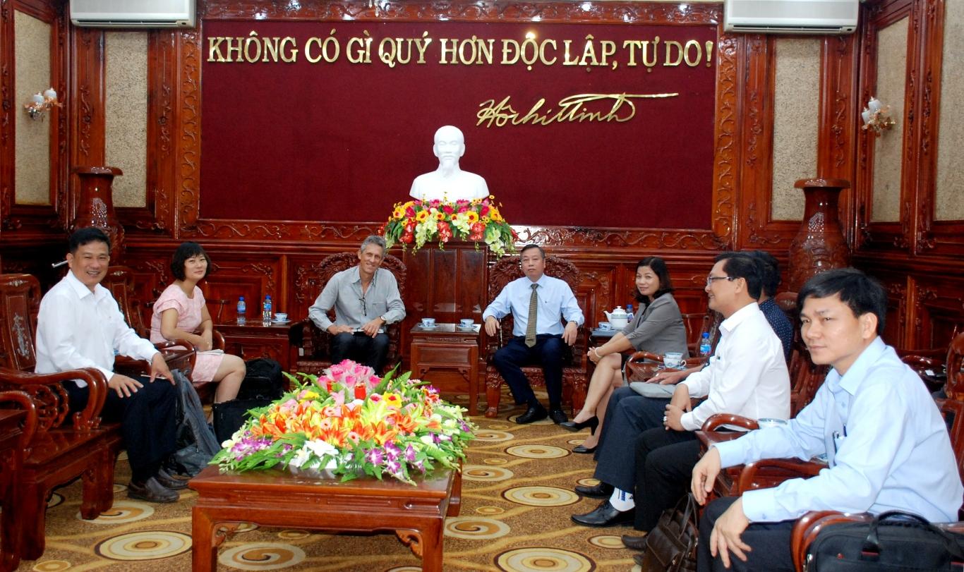 Công ty chế biến gia vị Nedspice Việt Nam tìm hiểu đầu tư tại Bình Phước