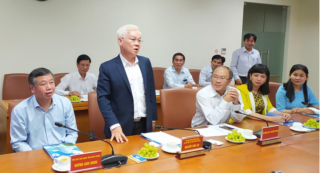 VNPT đề xuất Bình Phước các giải pháp xây dựng đô thị thông minh