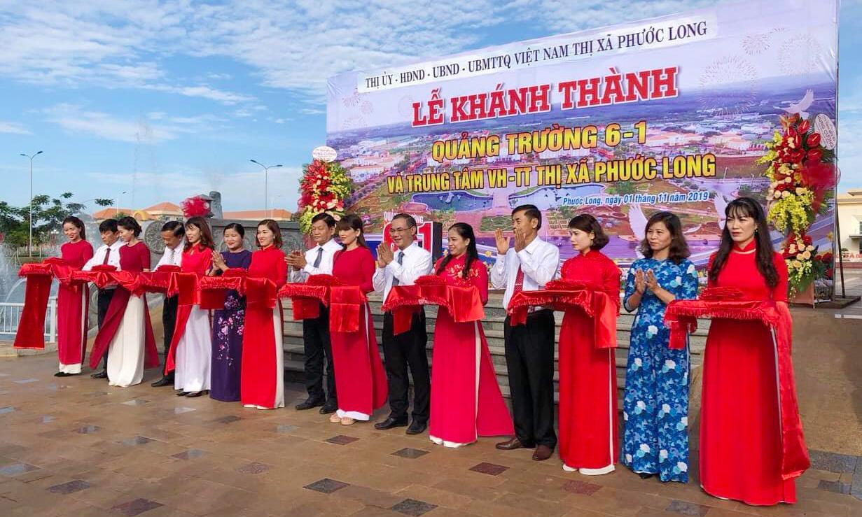 Thị xã Phước Long: học tập và làm theo tư tưởng, đạo đức, phong cách Hồ Chí Minh gắn với nhiệm vụ trong tâm năm 2019