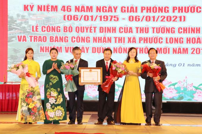 Toàn tỉnh có 60 xã hoàn thành chương trình xây dựng nông thôn mới