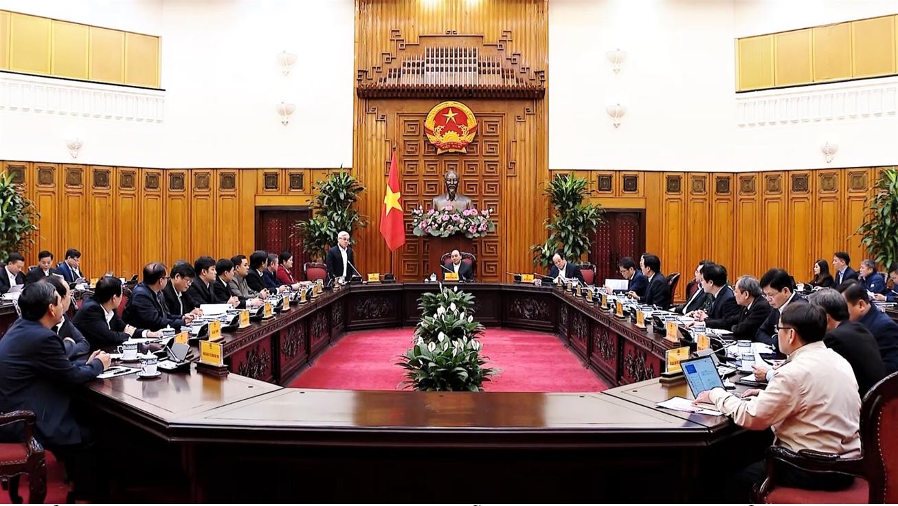 Thủ tướng đánh giá cao ý chí vươn lên mạnh mẽ, liên tục của Bình Phước