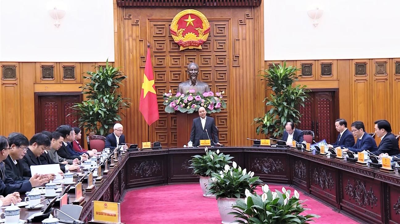 Thu tuong phat bieu