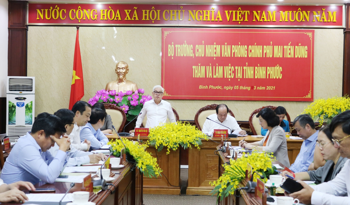 Dc Nguyen Van Loi phat bieu